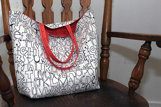 Reversible Shopping Tote