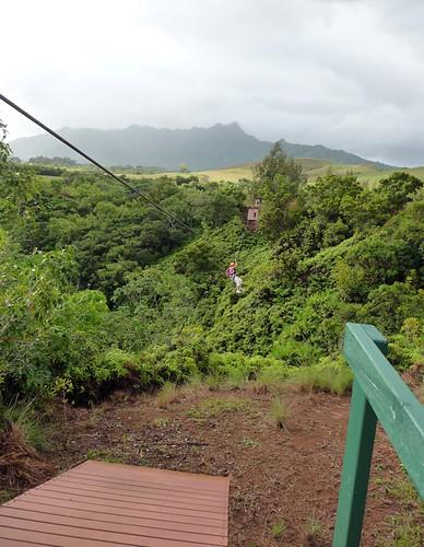 Zip Line Kauai