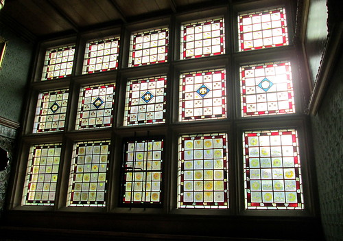 Cragside interior glass 3