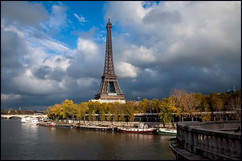 Eiffeltoren by hans van egdom