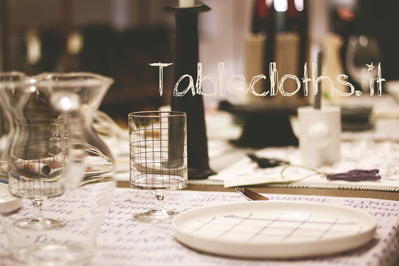 Tablecloths.it - the shop