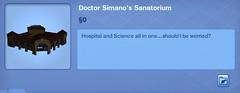 Doctor Simano's Sanatorium