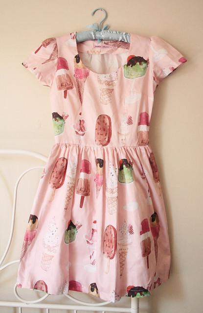 Caitlin Shearer dress