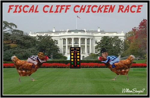 CHICKEN RACE by Colonel Flick