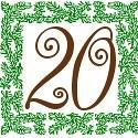 20 zwanzig