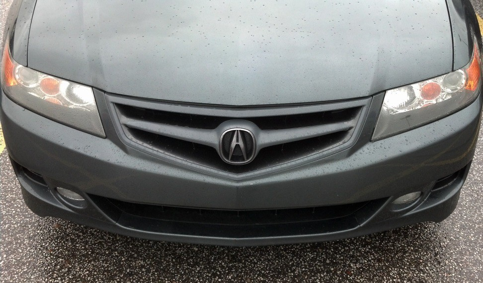 Acura TSX Forum View Single Post Shadow Chrome Grill And Emblems - 2018 acura tsx front grill
