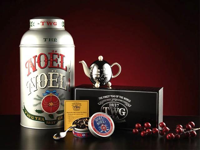 Noel! Noel! tea set