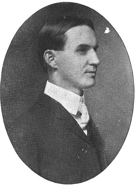 Arthur Lemuel Hardy from his 1909 book The Clutch of Circumstance