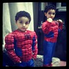 My #Young #Spiderman #Relative #kids #cute #gorgous #cosplay #cartoon #children