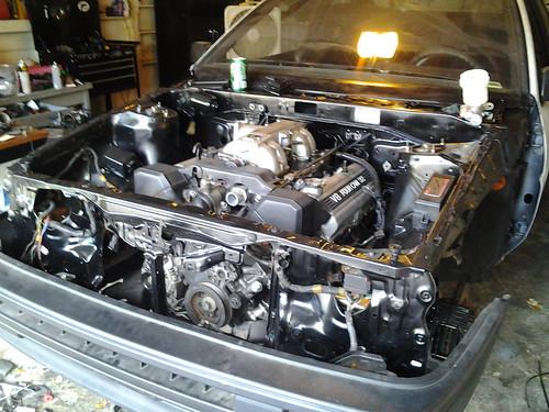 [Image: AEU86 AE86 - McKenney's 1UZFE Kouki Levin Coupe]