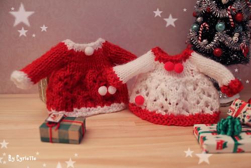 Cyrielle's Little Hands - Set d'hiver et pulls P2 UP! 8241073198_7df255cb92