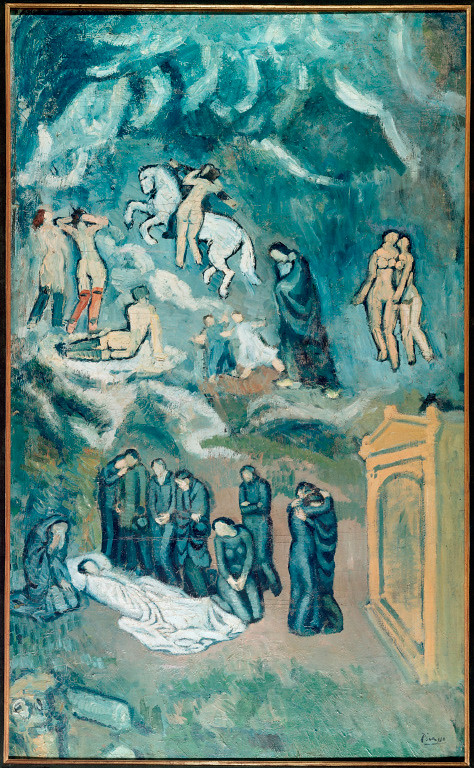 8  Picasso Evocation (The Burial of Carles Casagemas) (2).jpg
