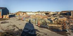 Leeman Road OTM Demolition 2/12/12