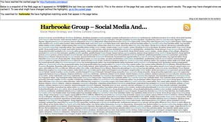 Harbrooke Hacked and fixed