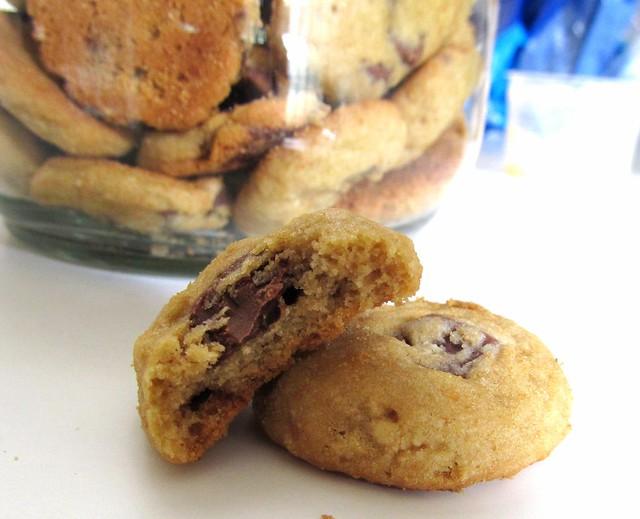 Cookies com gotas de chocolate perfeito