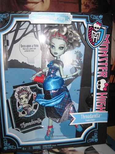 Sorteamos esta Monster High el 30 de diciembre