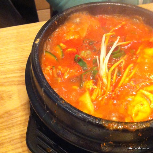 Bon Gal Bi - Seafood Hot Pot