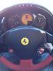 Ferrari f430 scuderia steering wheel