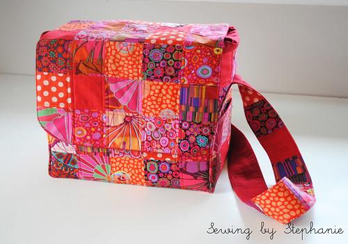 Francesca's Camera Bag