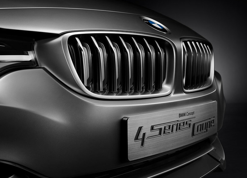 BMW 4 SERIES FRONT GRILL