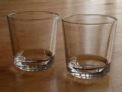 beer glass(0.0), wine glass(0.0), glass bottle(0.0), pint glass(0.0), stemware(0.0), distilled beverage(0.0), highball glass(0.0), champagne stemware(0.0), drink(0.0), pint (us)(0.0), alcoholic beverage(0.0), old fashioned glass(1.0), cup(1.0), drinkware(1.0), glass(1.0), lighting(1.0),