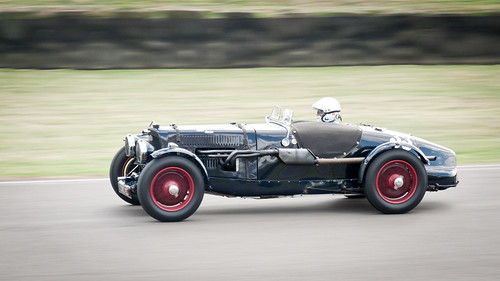 2012 Goodwood Revival: Aston Martin Ulster by 8w6thgear