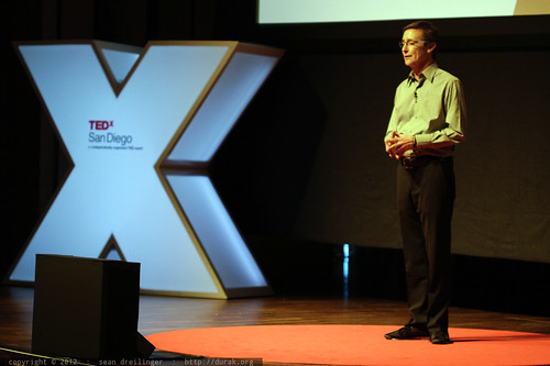 Jack Abbott Introduces Thupten Jinpa at TEDxSanDiego 2012