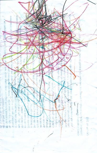 Violet's art