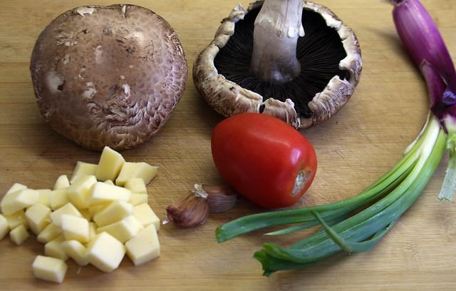 Hongos Portobello a la Napolitana 033