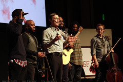 Collaborative Musical Ensemble Opens TEDxSanDiego 2012