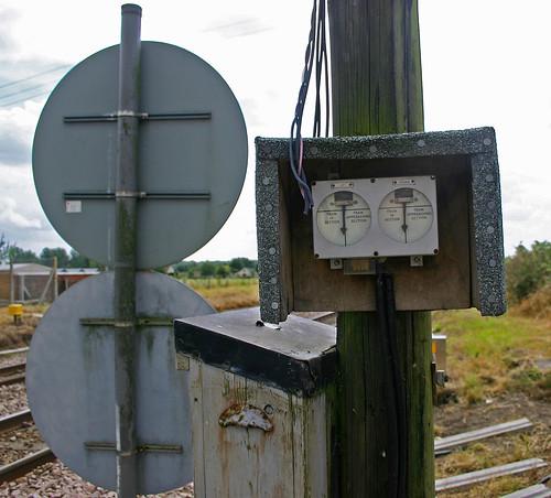 signalbox signalling semaphoresignalling absoluteblock brecklandsline