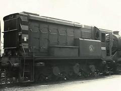 SR diesel shunter (pre-Class 12)