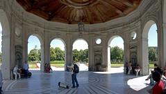 ... im Dianatempel - Hofgarten München ...