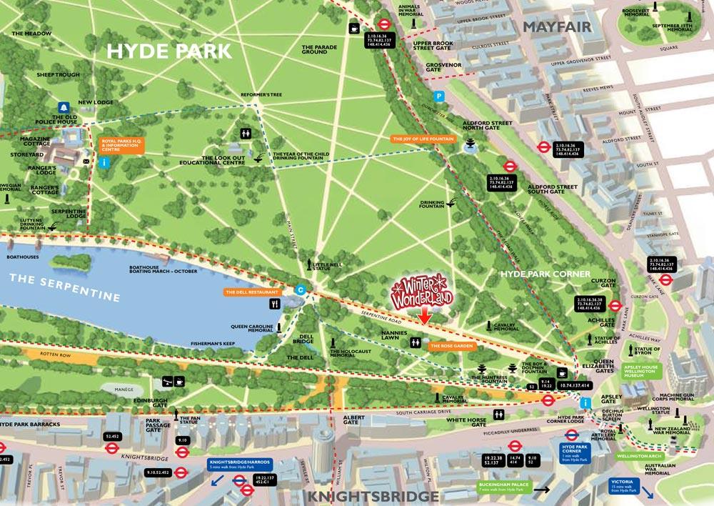 Winter Wonderland de Londres, el centro de los sueños de Navidad - 8255621284 9864cd5c77 o - Winter Wonderland de Londres, el centro de los sueños de Navidad