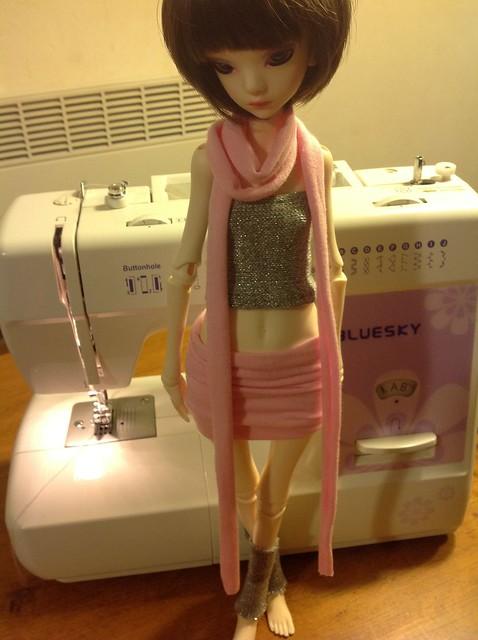 Couture pour la dollchateau Bella  8259652078_30817c95b3_z