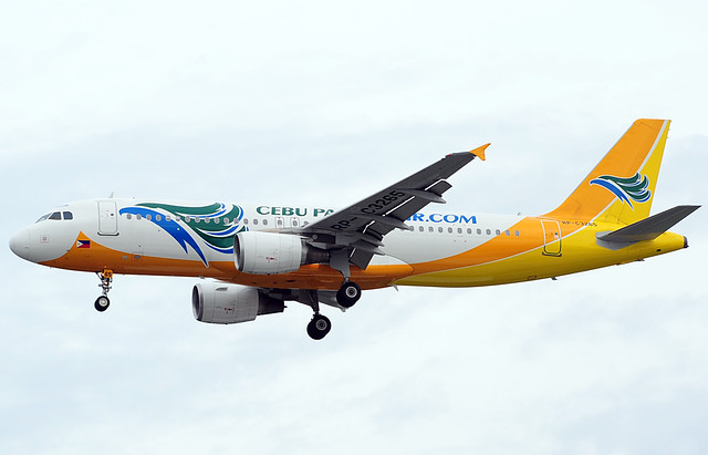 RP-C3265 A320-214 Cebu Pacific Air