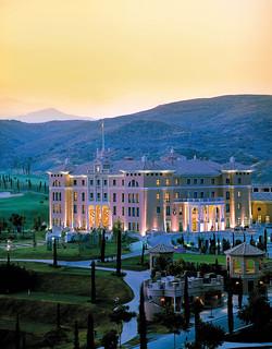 Villa Padierna Palace Hotel, en Marbella.