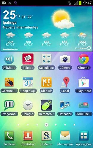 Samsung Galaxy  Note Ii by Rogsil