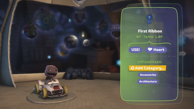 LittleBigPlanet Karting: Customization Tips and Tricks - 3