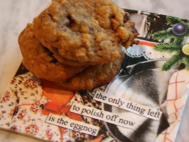 Chewy Pumpkin, Caramel & Chocolate Cookies 2