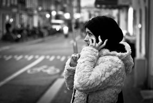 Phone-Call by Remuz59Photography
