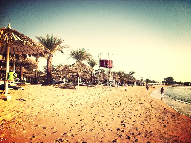 Beach Sharm el Sheikh - Flickr Kim van Velzen