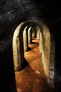תמונה של Castillo San Felipe de Barajas ליד Cartagena. colombia manga tunnel bolívar caribbean fortress cartagena col cartagenadeindias sanfelipebarajascastle castillodesanbarajas nellumazilu
