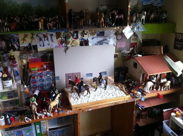 'The Studio'