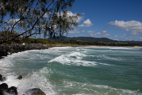 Big Waves near the Jetty Coffs Harbour
