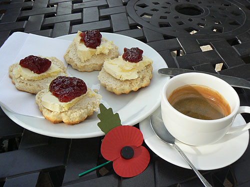 scones, coffee and poppy.jpg