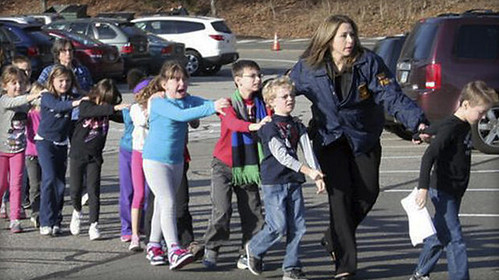CT School shooting 12/14/12