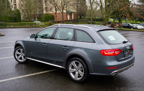 Weekend Drive and Review: 2013 A4 allroad quattro – Audi For