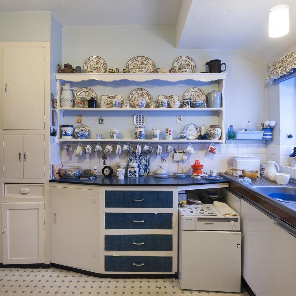 Grandmas House - Kitchen