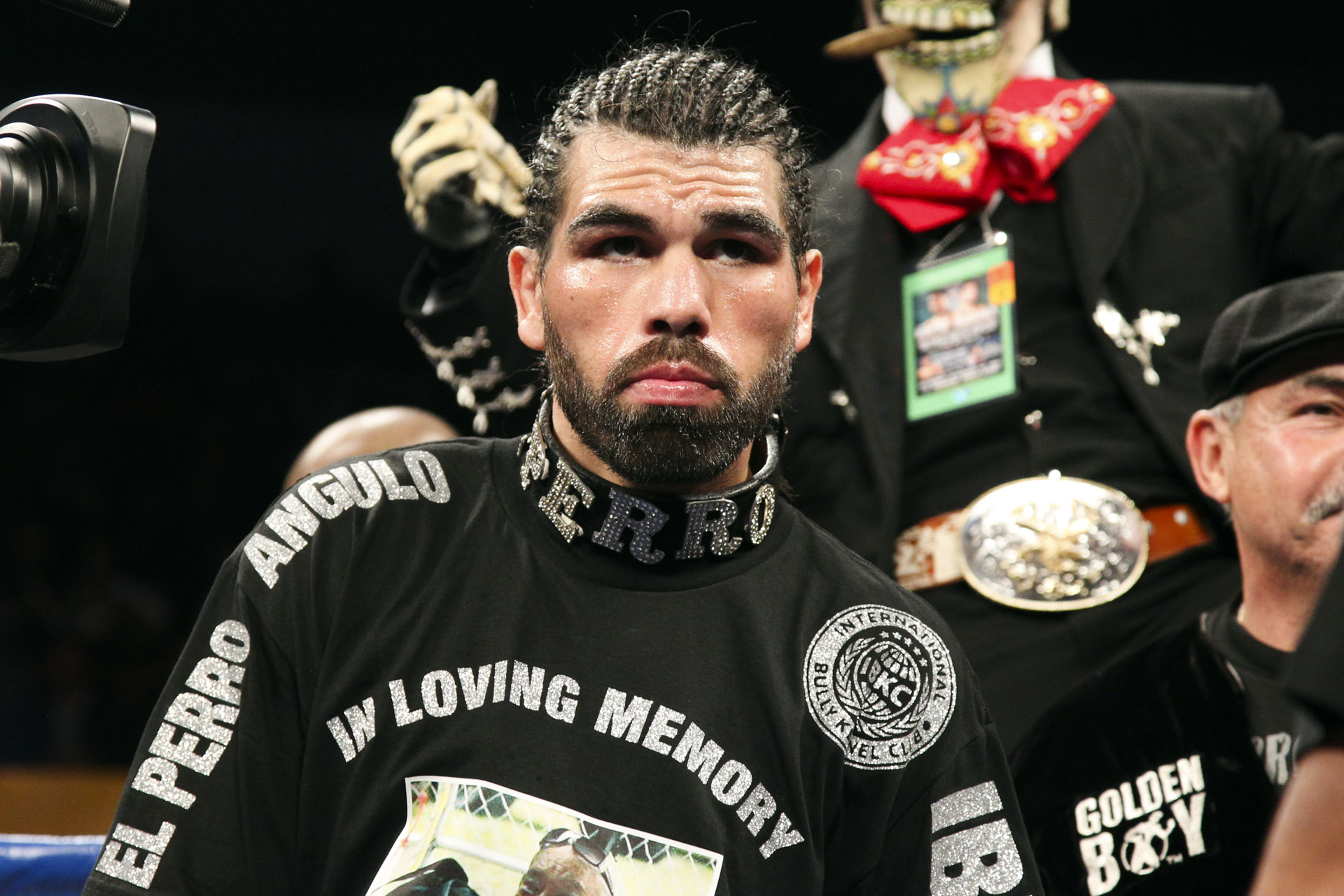 Alfredo Angulo on the comeback trail